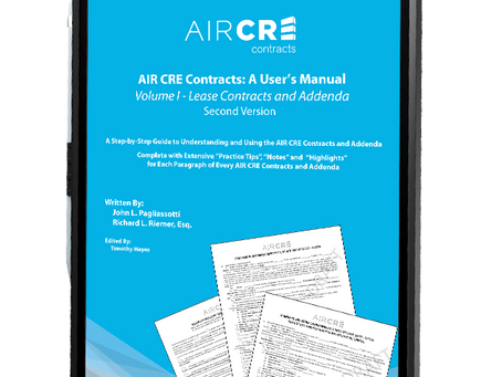 AIR Rebrands Itself to AIR CRE