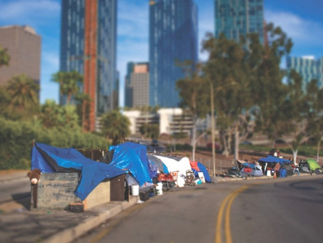 HOMELESS POPULATION AFFECTS COMMERCIAL REAL ESTATE, VIGILANT PROPERTY MANAGEMENT IS A NECESSITY