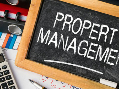 WHO SUPERVISES THE PROPERTY MANAGEMENT COMPANY ON A TRIPLE NET LEASE?