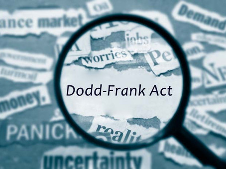 WILL THE NEXT ADMINISTRATION END THE DODD-FRANK ACT IN 2017?