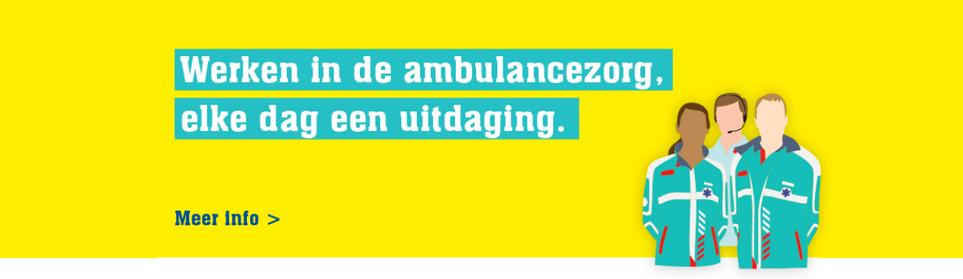 Ambulancezorg Nederland