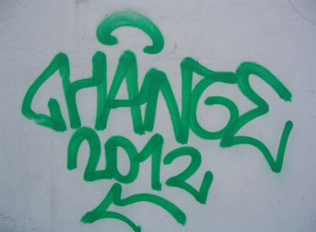 Documentaire 'Change 2012'