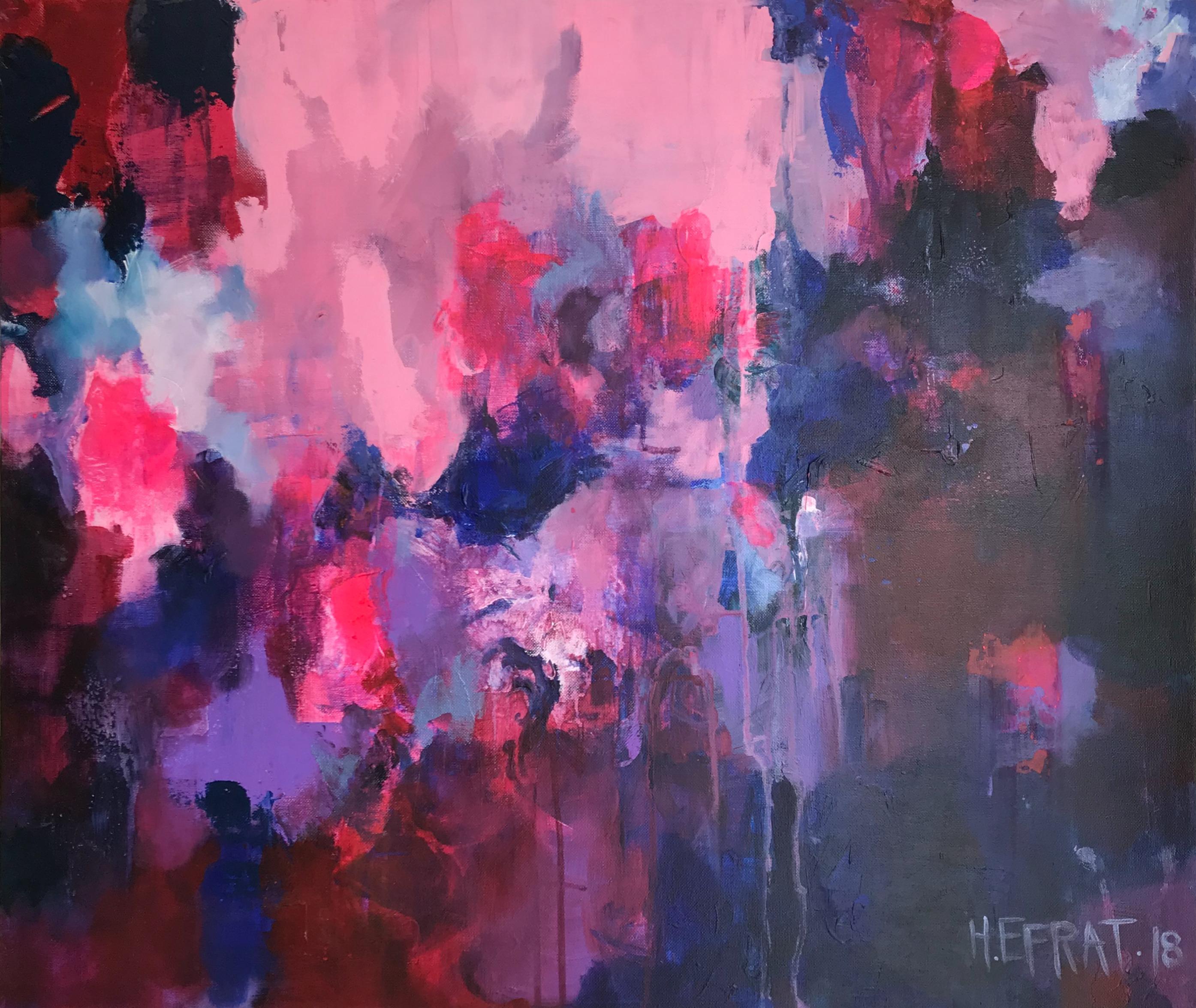 Untitled purple 2018