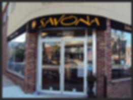 Savona Front Door
