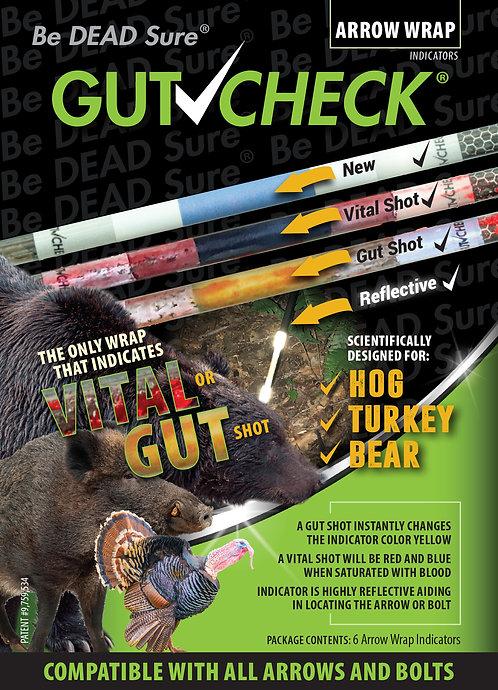 Hog, Turkey, Bear Arrow Wrap Indicator