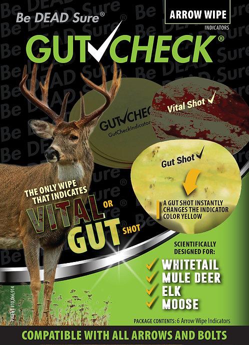 Whitetail, Mule Deer, Elk, Moose Arrow Wipe Indicator