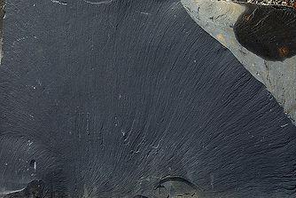 那智黒石の表面