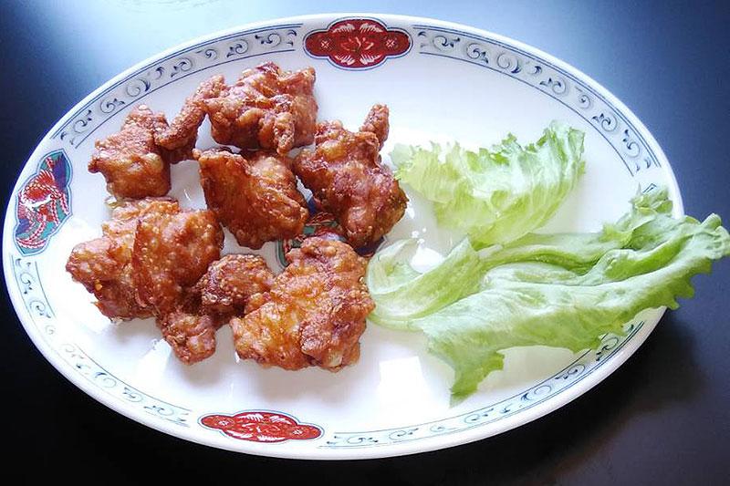 鶏唐揚  700円
