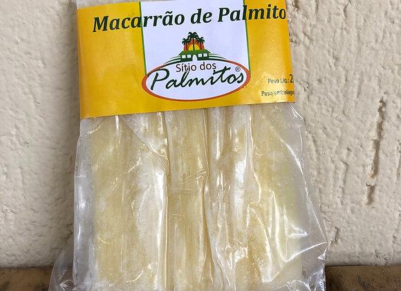 MACARRÃO DE PALMITO CONGELADO - 200g