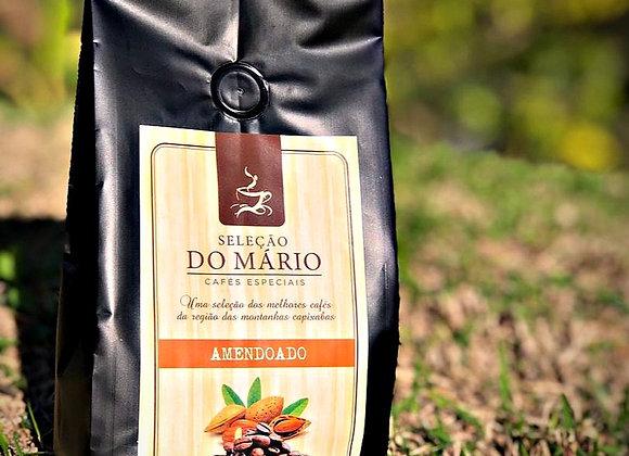 CAFÉ DO MÁRIO AMENDOADO - 250g MOÍDO