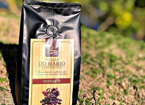 CAFÉ DO MÁRIO CHOCOLATE - 250g MOÍDO