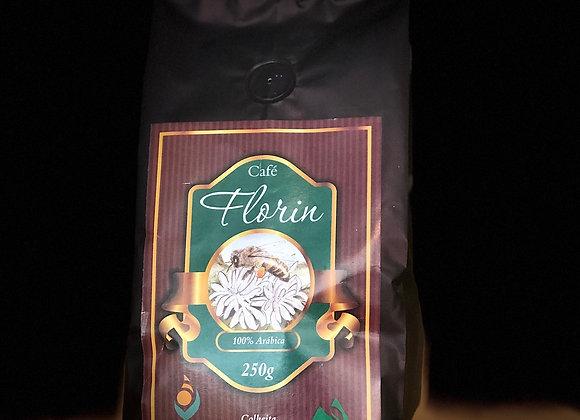 CAFÉ ORGÂNICO - 250g - MOÍDO - TORRA ESCURA