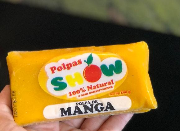 POLPA DE MANGA - 100% NATURAL - 100G