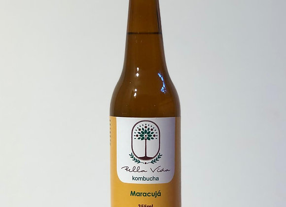 KOMBUCHA - MARACUJÁ