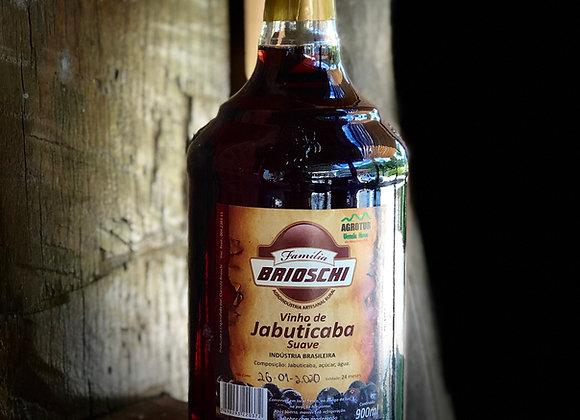 VINHO DE JABUTICABA - 900ml
