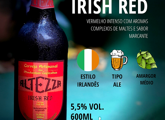 IRISH RED ALE - 600ml