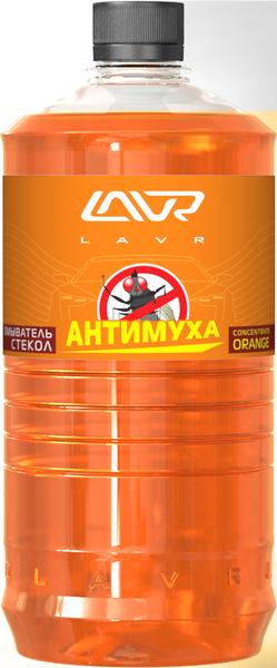 Омыватель стекол LAVR Glass Washer Anti Fly Concentrate Orange/Ln1217