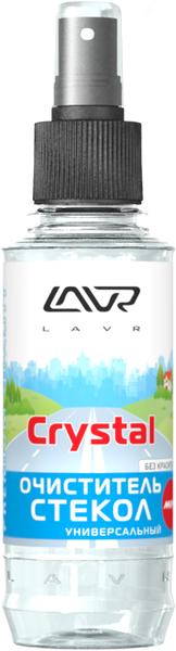 Очиститель стекол кристалл LAVR Glass Cleaner Crystal/Ln1600
