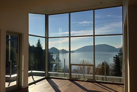 Quest Glass | Residential Curtain Wall
