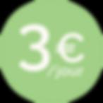 BL Parking Aéroport Beauvais-Tillé - Tarif Unique de 3€ Par Jour