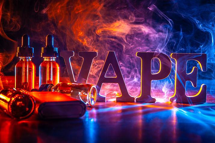 Popular vaping device mod. vape. vape sm