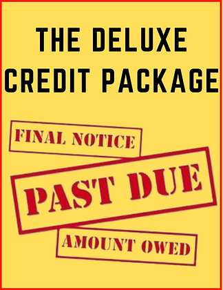 The Deluxe Credit Package (Collections)