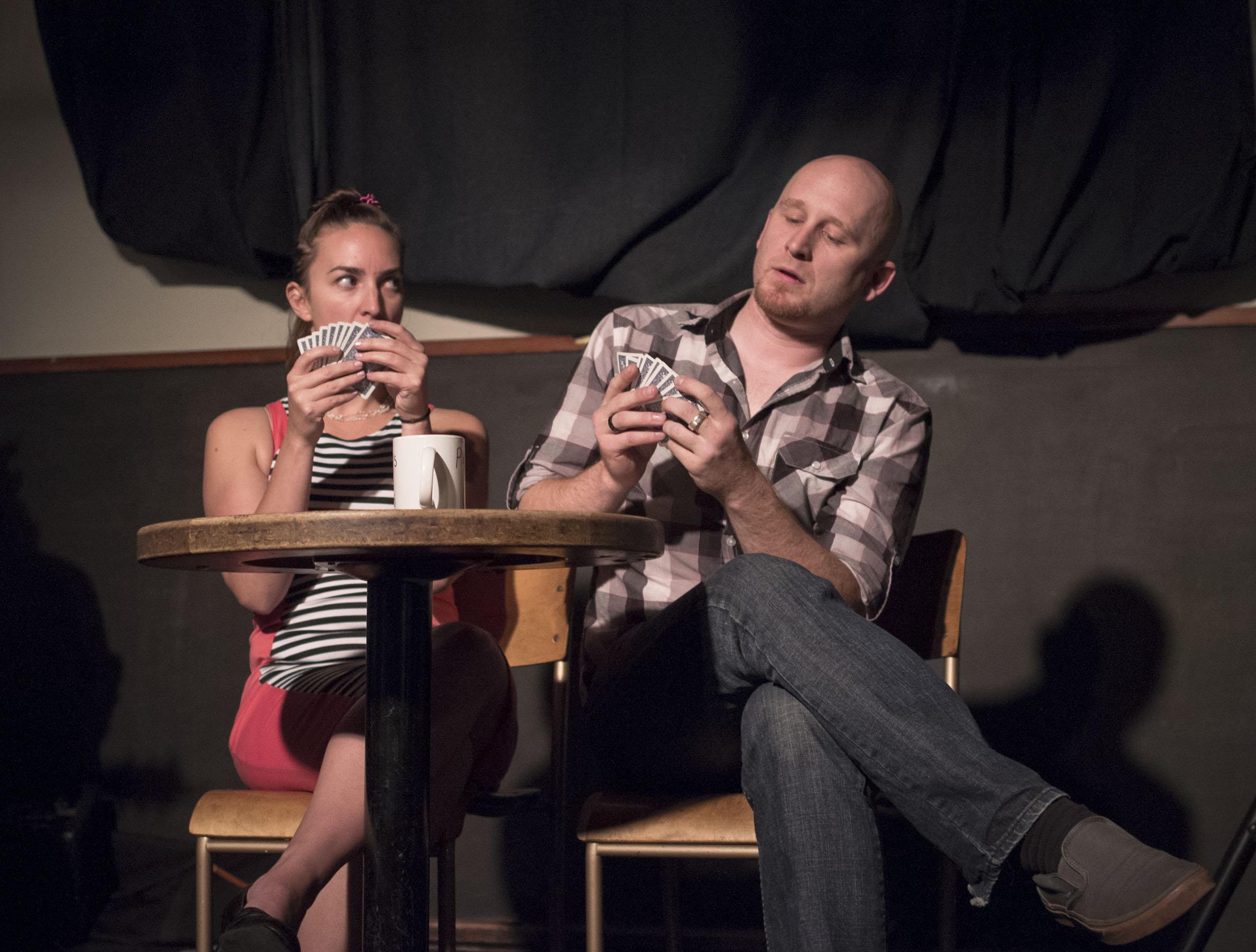 Plays in Cafés