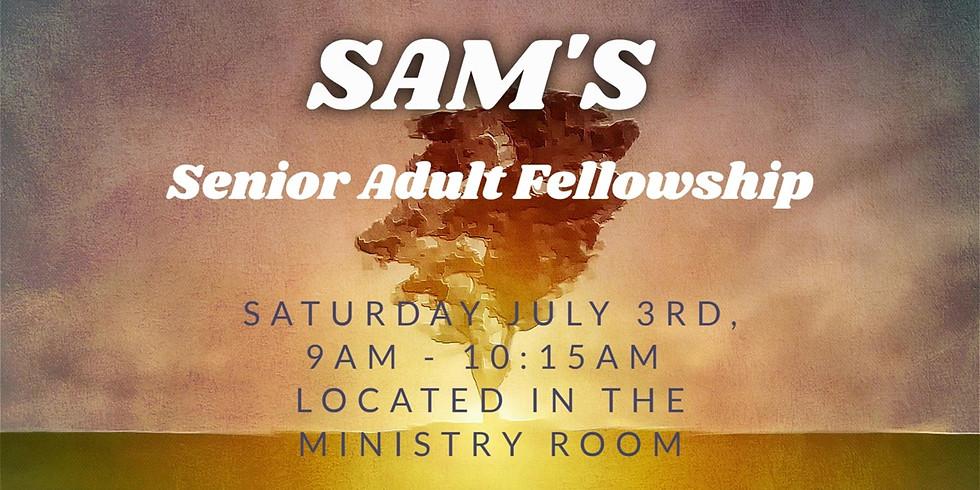 SAMS Senior Adult Fellowship