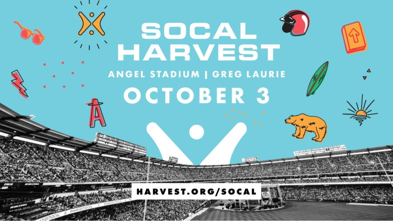 Pastor Greg Laurie to Bring Back SoCal Harvest for First Time Since Start of Coronavirus