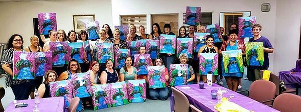 ladies paint day.jpg
