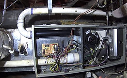 HVAC AC Air handler Furnace charleston, sc