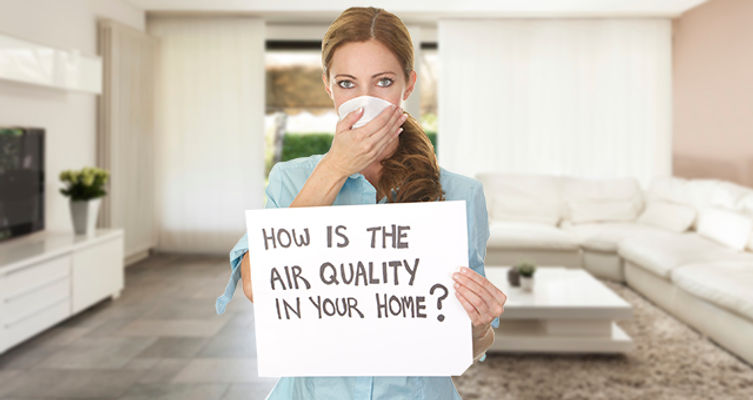 odors and smells from hvac a/c system