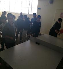 טורניר חטיבתי בטניס שולחן