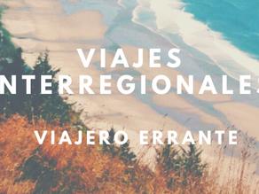 Viajes interregionales: Permisos y toda la información!