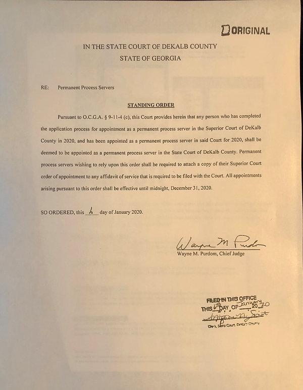 DeKalb State Standing Order.jpg