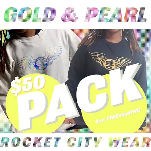 RCW Gold & Pearl Pack