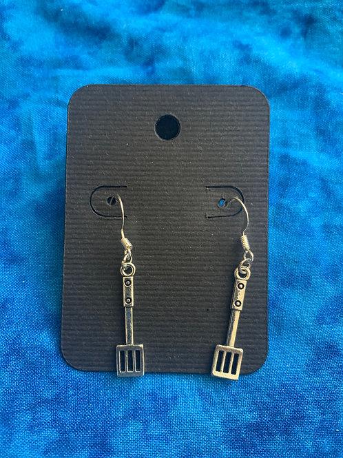 Utensil Earrings
