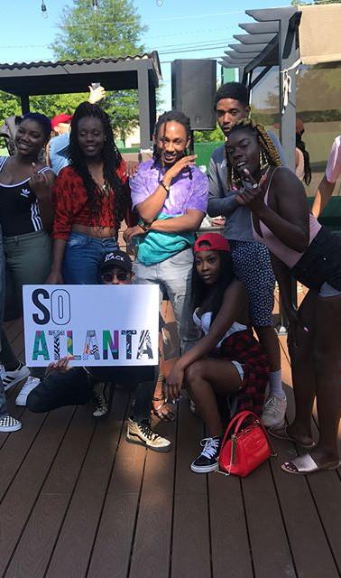 SO Atlanta Day Party