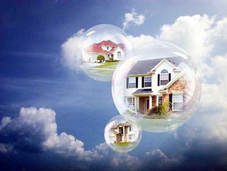На рынке жилой недвижимости надувается ипотечный пузырь