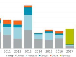 Обзор рынка коммерческой недвижимости по итогам I квартала 2017 года