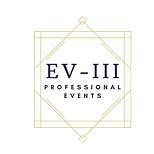 EV-III Professional Events Logo