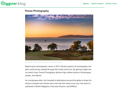 """""""One of the best landscape photographers in Los Angeles."""""""