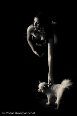Puppy Loving Lady.jpg