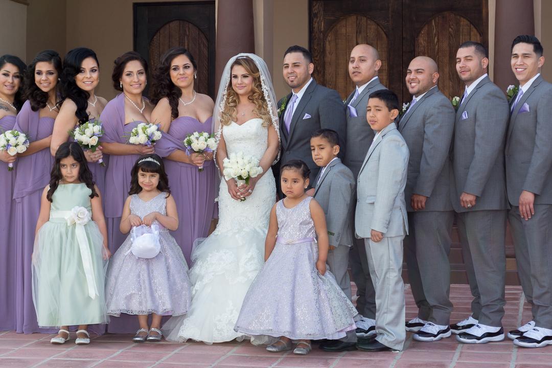 Los Angeles Family Portrait