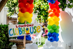 London's Birthday Party