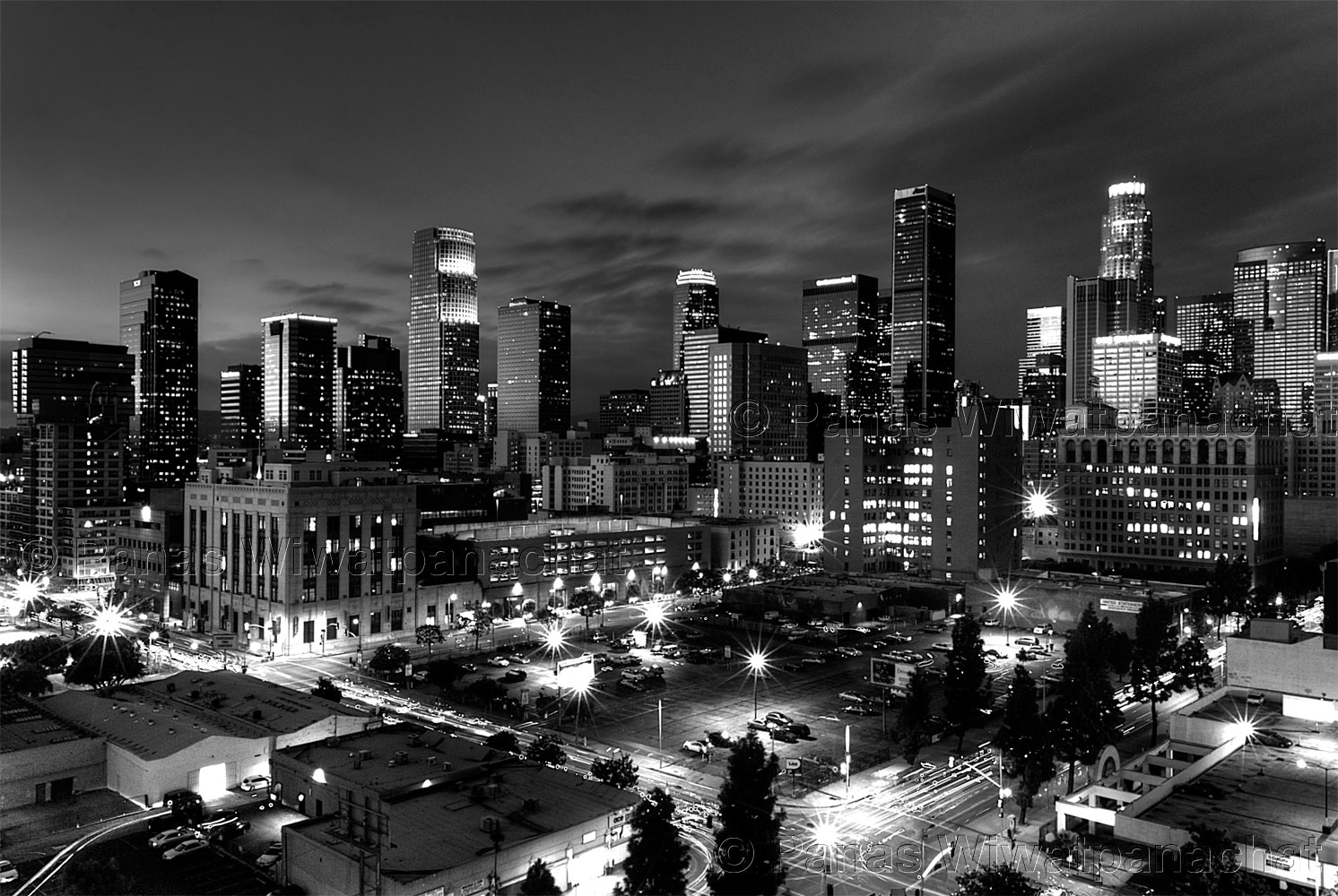 Los Angeles Architecture Photography