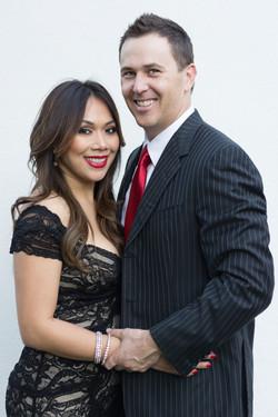 Los Angeles Couple Portrait