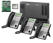 Telecommunications & Voicemail System