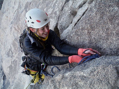 Chicks With Nuts Womens Climbing Courses