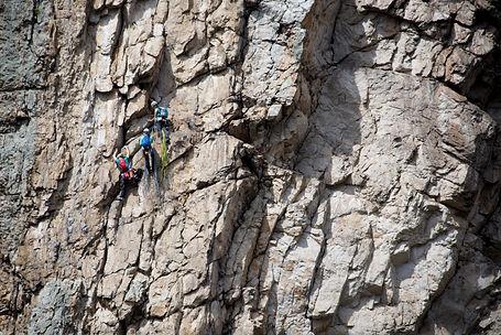 Womens Rock Climbing Courses